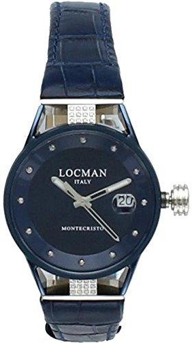 Locman 0521V12-DBBLIDPB Montre à bracelet pour femme
