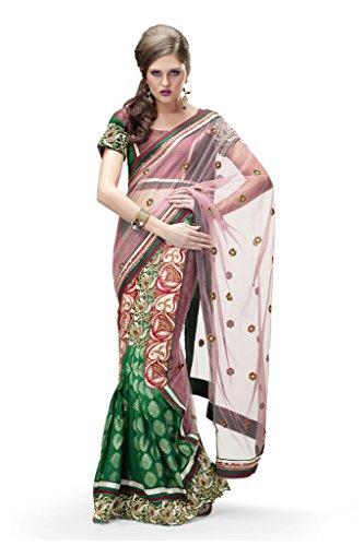 6203 - Designer Lehenga Saree  available at amazon for Rs.1540