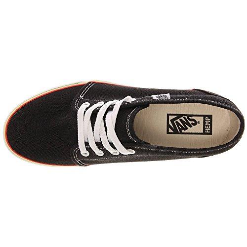 Vans - U 106 Vulcanized, Sneaker Unisex - Adulto Nero (Black)