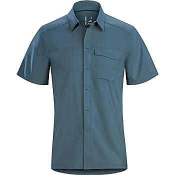 Arc'teryx Skyline Short Sleeve Shirt Men's (Heron, Large) 0