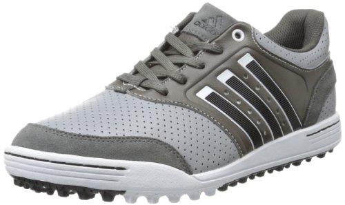 adidas Men's Adicross III-M, Midgrey/R.Wh/Dark Cinder, 8.5 M US