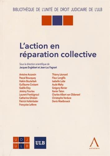 L'action en réparation collective