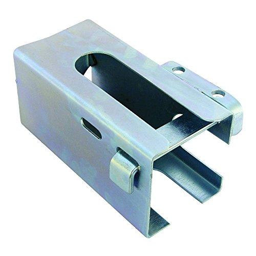 Carpoint - Antivol de tête d'attelage - Modèle de tube - Galvanisé