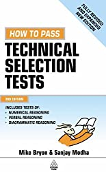 How To Pass Technical Selection Tests (Testing Series) by Mike Bryon (2005-07-03)