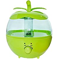 3.8 Litri umidificatore ad ultrasuoni mela della foschia con diffusore - Tranquillo, lungo ugello 360 ° per l'ufficio / sala yoga / bagno / camera da lettoXagoo (stile 3)