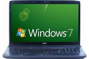 "Acer ASP7740G-434G50Mn Ordinateur Portable 17"" 500 Go Windows 7 RAM 4 Go"