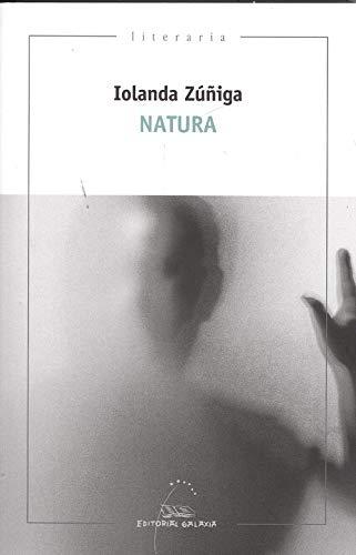 Natura: Premio do Libro Galego 2018 categoría narrativa