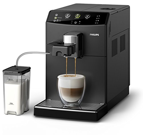 Philips HD8829/01 3000 Serie Kaffeevollautomat, Cappuccino...