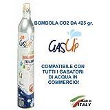 Gas-Up Gasflasche CO2-425g Akku Sockel Acme