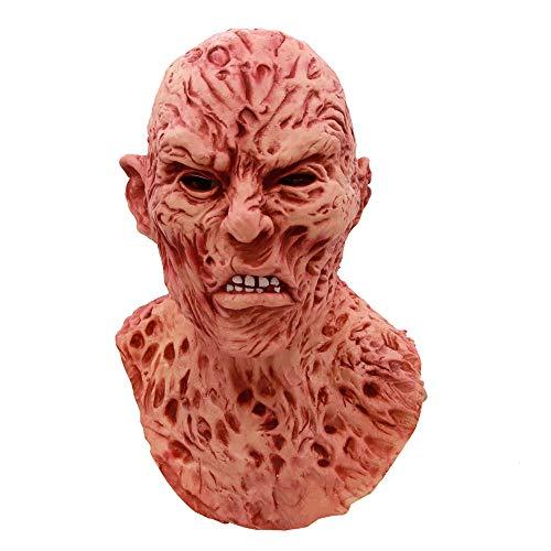 Gengyouyuan Mascarilla Halloween Horror Bioquímica