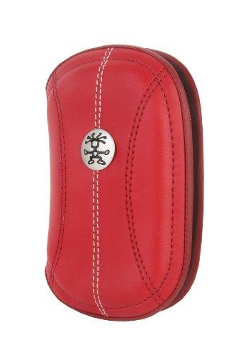 Crumpler ROYALE THINGY 40 Marken Tasche für Foto/Handy/Kamera dunkel rot/bordeau dk red / white