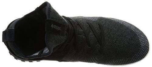 adidas Herren Tubular X PK Basketballschuhe Schwarz (C Black / Dk Grey / Chsogr)