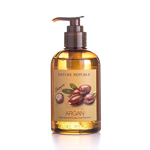 Nature Republic Argan Essential Deep Care Shampoo, 300 Gram