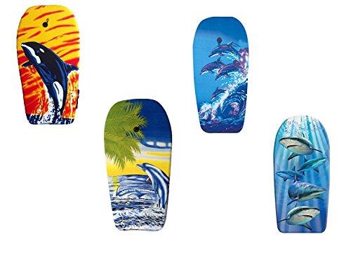 Neustanlo® Bodyboard Schwimmhilfe Kickboard Surfbrett Surfboard Schwimmbrett EPS