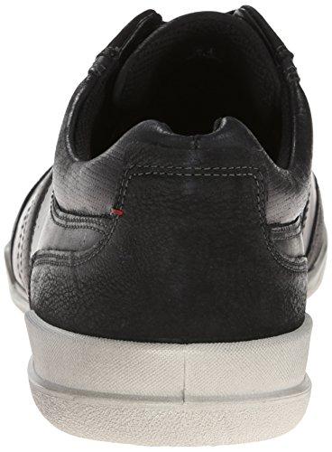 Ecco Enrico, Baskets Basses Homme Noir (BLACK/BLACK51707)