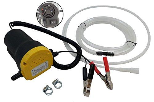 pompa per olio, gasolio, diesel pompa di aspirazione dell'olio 12 V