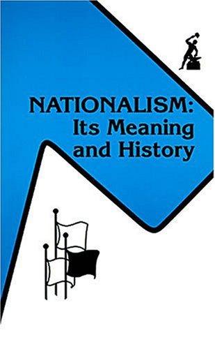 hans kohn american nationalism an interpretive essay
