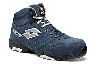 Scarpe antinfortunistiche Lotto Works FLEX 800 MID S3 Blu (41)