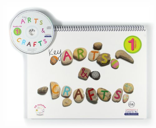 Arts and Crafts. 1 Primary. Key - 9788467547689