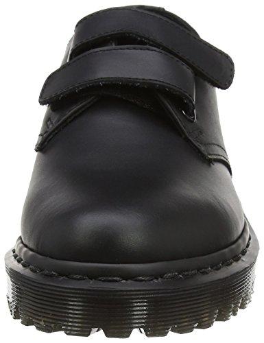 Dr. Martens Laureen, Boots Femme Noir (Black Venice)