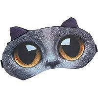 colinsa Mascara para los Ojos Eye Mask Paquete de Hielo Incorporado Alivie la Fatiga Ocular Protección