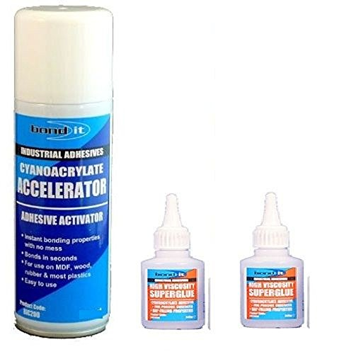 activator-400ml-can-high-viscosity-superglue-100g-multi-buy-pack-cyanoacrylate-adhesives-instant-bon