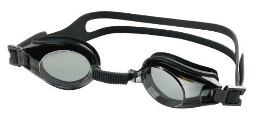 Rucanor Bubbles III natations Erwachsene Sonnenbrille schwarz