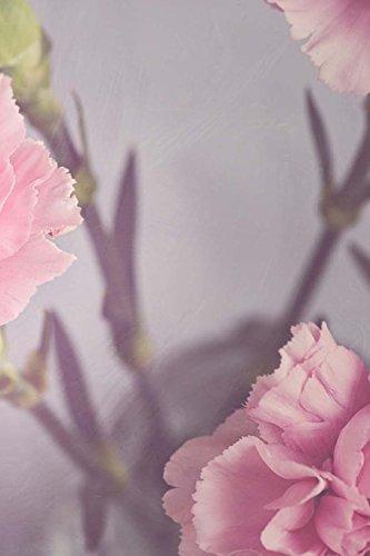 Carnation Notebook por Wild Pages Press
