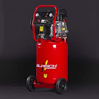 BURISCH 50L Vertical Upright Portable Air Compressor 2.5HP 9.5CFM