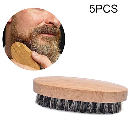 Zhangsihong Herramientas Limpieza 5 PCS Hombres Barba