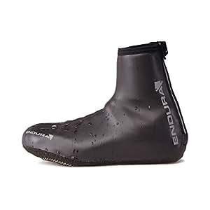 Endura Road Overshoes Black Large (42-44)