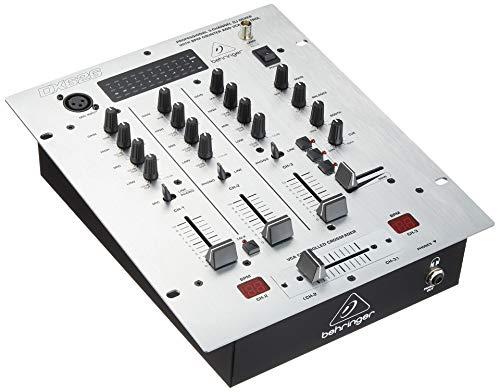 DX626 3-Kanal DJ Mixer ()
