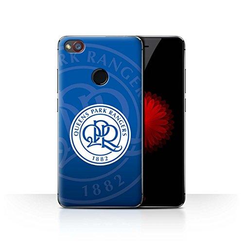 Offiziell Queens Park Rangers FC Hülle / Case für ZTE Nubia Z11 Mini / Marineblau Muster / QPR Fußball Crest Kollektion