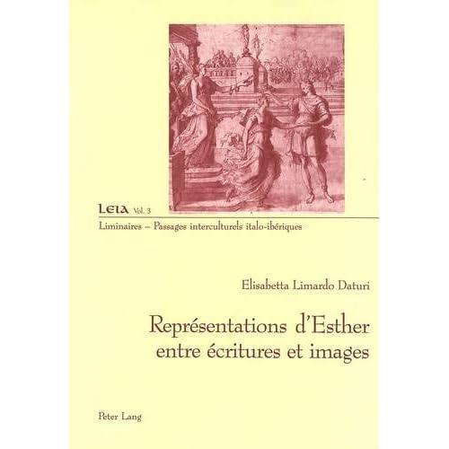 Représentations d'Esther entre écritures et images