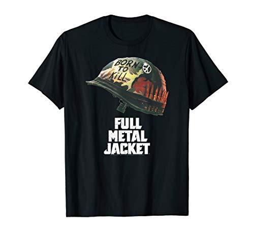 Full Metal Jacket Poster T Shirt Full Metal Jacket Shirt