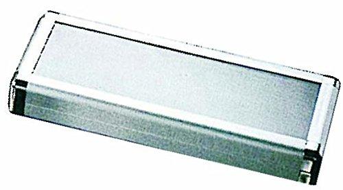 Ciseaux étui en aluminium avec fenêtre Small