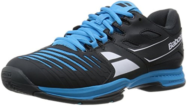 Babolat Uomo SFX2 Tutte Le Scarpe Corte, Corte, Corte, MultiColoreeee (nero blu), 45 | Consegna Immediata  | Uomo/Donne Scarpa  8b893d