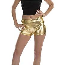 Costume Femme hotpans Basic Short gogo pour déguisement Disco Danse 52a0b03d3ff1