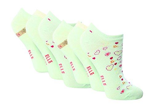 Elle Mädchen Socken Mehrfarbig Mehrfarbig Gr. 2-3 Jahre, Mehrfarbig - Mintgrün