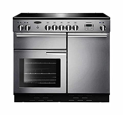 Rangemaster Professional Plus PROP100EISS/C 100cm Electric Range Cooker with Induction