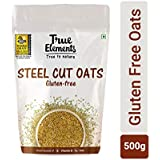 True Elements Gluten-Free Steel-Cut Oats 500g