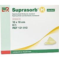 SUPRASORB H Hydrokoll.Verb.standard 10x10 cm 8 St Verband preisvergleich bei billige-tabletten.eu