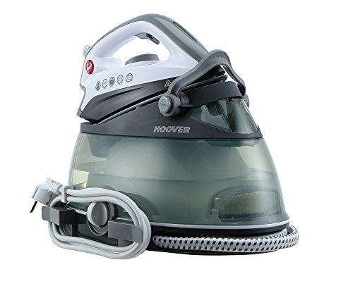 Hoover prb 2500b ferro a caldaia, 2500 w, 2 litri, grigio