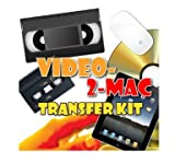 Best Vhs To Dvds - VHS and Camcorder Video Capture Kit. For Mac Review