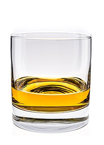 Tumbler (Arcoroc Islande Whiskyglas 200ml, ohne Füllstrich, 6 Stück)