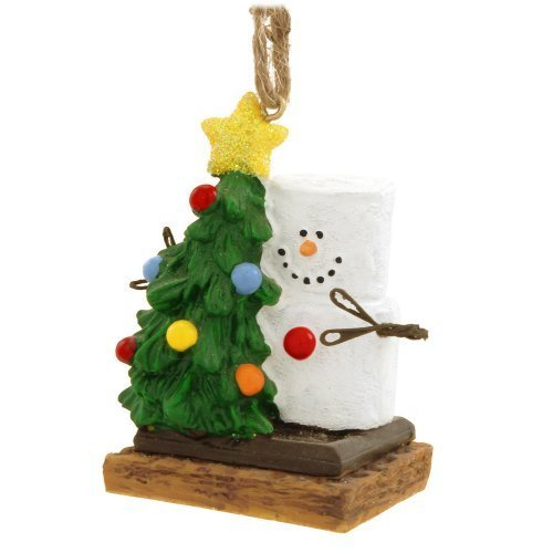 Christmas Ornament- S'More With Christmas Tree by Midwest