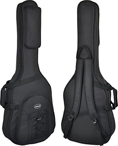 Steinbach 4/4 Gitarrentasche für Konzertgitarren 15 mm