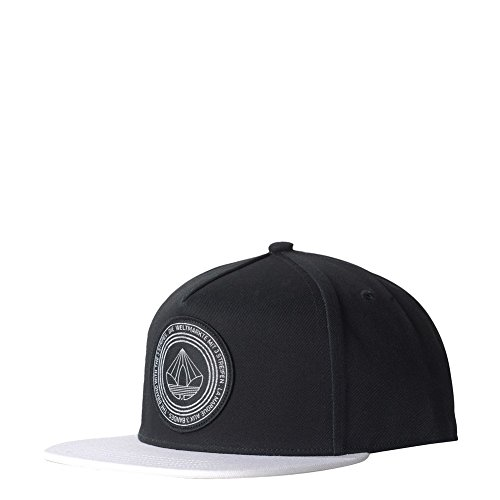 adidas Herren Snb Fb Cap B und W Kappe Schwarz/Blanco