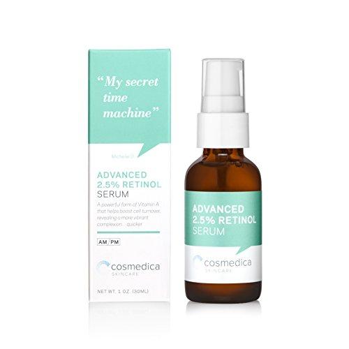 Cosmedica Skincare 2.5% Retinol Serum