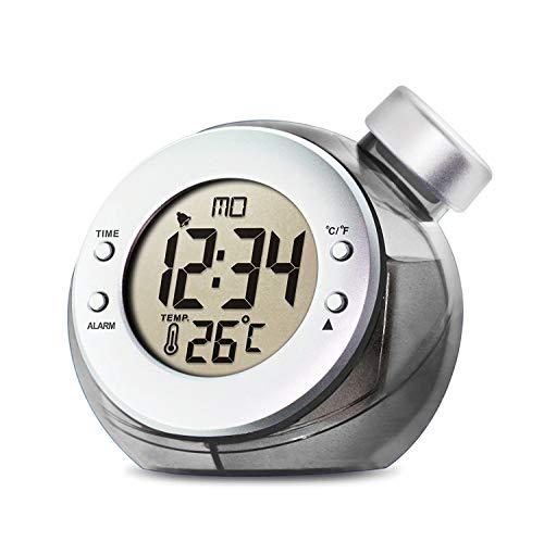 H2O C-0522, Reloj Despertador Funciona con Agua, colores aleatorios